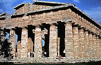 Greek Architecture. The image is an example of the style of architecture featured in this gallery.
