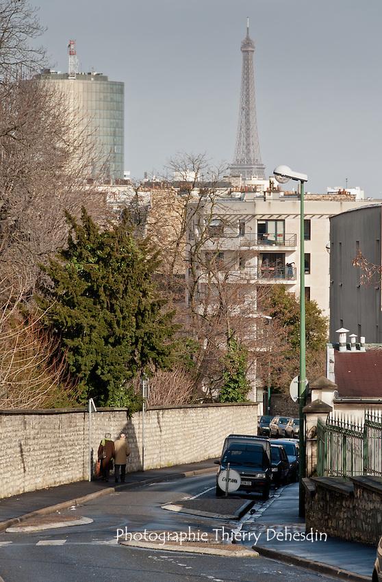 Issy les Moulineaux, 2007, Centre Ville