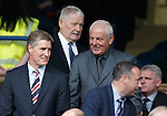 Walter Smith, Archie Knox and Richard Gough