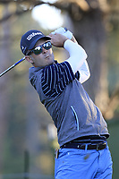 Kevin Streelman (USA) tees off the 2nd tee at Spyglass Hill during Thursday's Round 1 of the 2018 AT&amp;T Pebble Beach Pro-Am, held over 3 courses Pebble Beach, Spyglass Hill and Monterey, California, USA. 8th February 2018.<br /> Picture: Eoin Clarke | Golffile<br /> <br /> <br /> All photos usage must carry mandatory copyright credit (&copy; Golffile | Eoin Clarke)