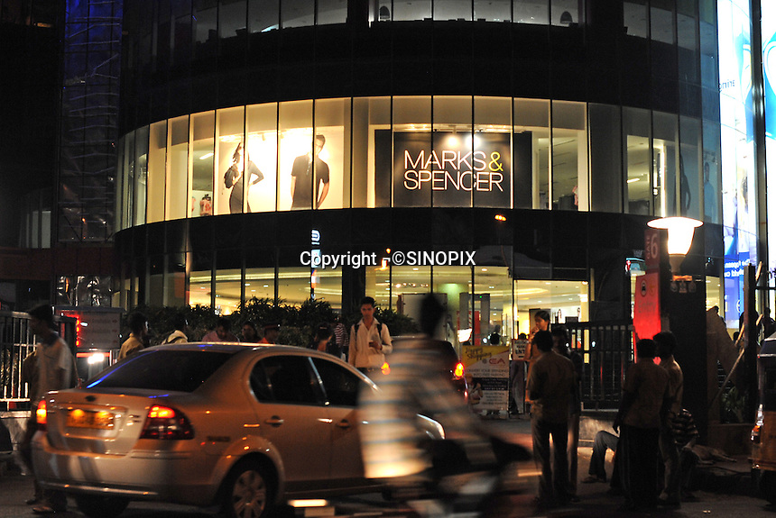 Marks & Spencer in Madras, India