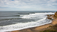 BELLS BEACH,  Torquay, Victoria AUS (Tuesday, March 27, 2018) - The second stop on the World Surf League (WSL) Championship Tour (CT) starts tomorrow with the annual Rip Curl Pro Bells Beach competition celebrating its 57th year. As is tradition, the event will run from March 28 to April 8, over the Easter Weekend at one of the world&rsquo;s most iconic surfing locations. <br /> <br /> This year&rsquo;s event will be bittersweet as it will be the last CT event the three-time WSL Champion, Mick Fanning (AUS), will compete in as a full time CT competitor. The four-time event winner will look to end his competitive career the way that it started in 2001, with a win at the Rip Curl Pro Bells Beach ringing the coveted Bell. Fanning will match-up with Sebastian Zietz (HAW) and 2018 CT Rookie Jesse Mendes (BRA) in Round 1 Heat 12 when the competition gets underway. <br /> <br /> Photo: joliphotos.com