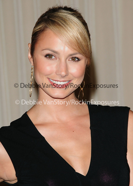 "Stacy Keibler at the THQ ""Take No Prisoners"" E3 Party held at The Standard Hotel in Los Angeles, California on June 16,2010                                                                               © 2010 Debbie VanStory / Hollywood Press Agency"