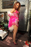 """Panama Red<br /> On The Set Of Blanc/Biehn Production's """"Fetish Factory,"""" Private Location, Los Angeles, CA 05-11-14<br /> David Edwards/DailyCeleb.com 818-249-4998"""