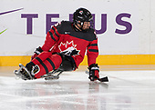 St. John's, NL - Dec 4 2019: Game 6 - Canada vs. USA at the 2019 Canadian Tire Para Hockey Cup at the Double Ice Complex in Paradise, Newfoundland, Canada. (Photo by Matthew Murnaghan/Hockey Canada)