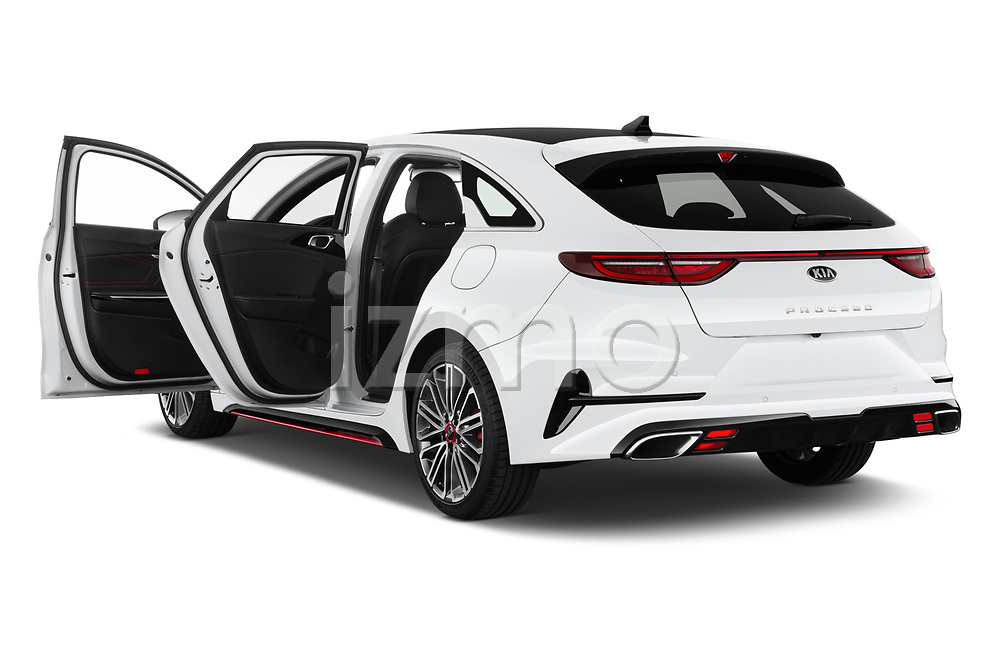 Car images of 2019 KIA Proceed GT 5 Door Wagon Doors