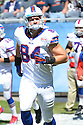 Buffalo Bills Scott Chandler (84) during a game against the Chicago Bears on September 7, 2014 at Soldier Field in Chicago, IL. The Bills beat the Bears 23-20.