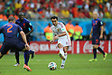 Xavi Hernandez (ESP), <br /> JUNE 13, 2014 - Football /Soccer : <br /> 2014 FIFA World Cup Brazil <br /> Group Match -Group B- <br /> between Spain 1-5 Netherlands <br /> at Arena Fonte Nova, Salvador, Brazil. <br /> (Photo by YUTAKA/AFLO SPORT) [1040]
