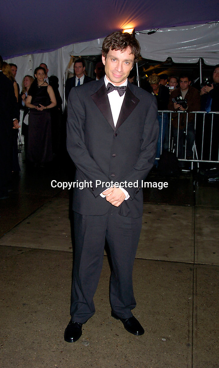 Chris Kattan ..at The Costume Institute Gala of the Metropolitan Museum of Art on april 26, 2004 ...Photo by Robin Platzer, Twin Images