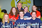 KARE 4 KIDZ: Launching the Kare 4 Kidz Charity at Toby World, Tralee on Friday front l-r: Laura Mansell, Niall Buckley and Leonie O'Connor. Back l-r: Leanne O'Connor-Desmond, Shay Kinsella (Share a Dream Foundation), Melanie Kelly and Claire Foran.
