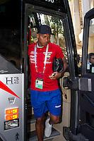 Photo before the match Brazil vs Ecuador, Corresponding Group -B- America Cup Centenary 2016, at Rose Bowl Stadium<br /> <br /> Foto previo al partido Brasil vs Ecuador, Correspondiante al Grupo -B-  de la Copa America Centenario USA 2016 en el Estadio Rose Bowl, en la foto: Luis Antonio Valencia  de Ecuador<br /> <br /> <br /> 04/06/2016/MEXSPORT/Victor Posadas.