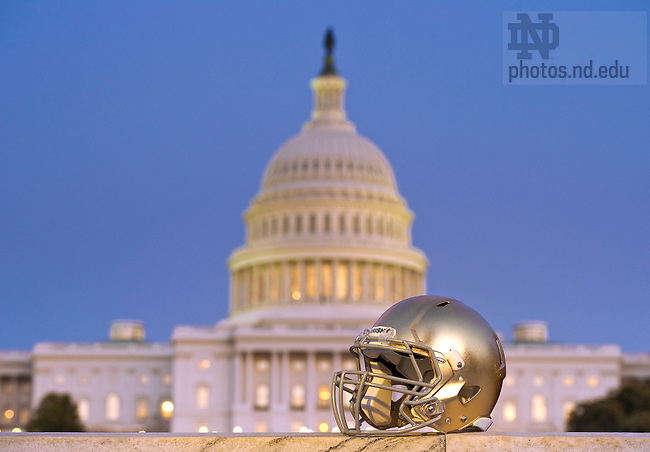 Nov. 11, 2011; The United States Capitol Building..Photo by Matt Cashore/University of Notre Dame