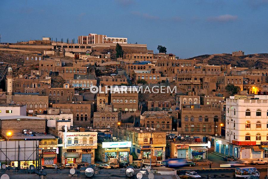Cidade de Al Baydah. Yemen. 2008. Foto de Caio Vilela.
