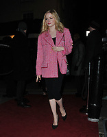 Ellie Bamber at the Charles Finch & Chanel Pre-BAFTAs Dinner, No. 5 Hertford Street (Loulou's), Hertford Street, London, England, UK, on Saturday 09th February 2019.<br /> CAP/CAN<br /> ©CAN/Capital Pictures