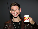 "Johnny Newcomb attends the cast photo call for the MCC Production of ""Ride The Cyclone""  at The Duke 42nd Street on October 6, 2016 in New York City."
