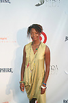 Artist Kara Walker Attends Russell Simmons' 12th Annual Art for Life East Hampton Benefit, NY 7/30/11