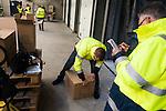 le 27 decembre 2012, L'ouverture des conteneurs et le  la vérification de leurs contenus par les douanes se fait en présence d'un représentant de la société (info à compléter voir avec sophie Landrin) terminale France, Port 2000, du Havre (76)