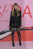 03 June 2019 - New York, New York - Heidi Klum. 2019 CFDA Awards held at the Brooklyn Museum. <br /> CAP/ADM/LJ<br /> ©LJ/ADM/Capital Pictures