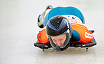 17 December 2010: Lucy Chaffer sliding for Australia, finishes in 17th place at the Viessmann FIBT Skeleton World Cup Championships in Lake Placid, New York, USA. Mandatory Credit: Ed Wolfstein Photo