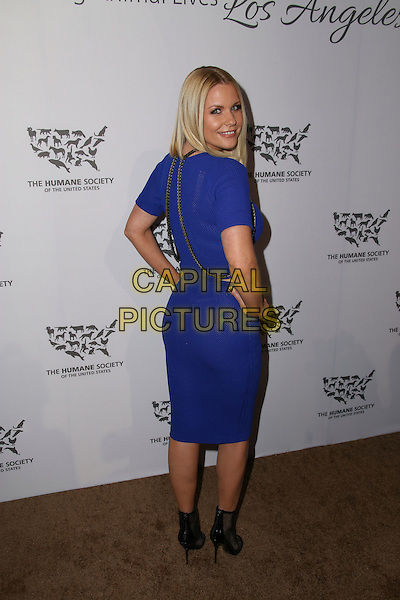 HOLLYWOOD, CA - MAY 07: Carrie Keagan attends The Humane Society of the United States' to the Rescue Gala at Paramount Studios on May 7, 2016 in Hollywood, California.  <br /> CAP/MPI/PA<br /> &copy;PA/MPI/Capital Pictures