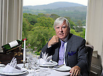 Francis Brennan, The Park Hotel, Kenmare, County Kerry, Ireland.<br /> Photo: Don MacMonagle <br /> e: info@macmonagle.com