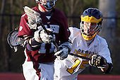 University of Detroit Jesuit at Detroit Country Day, Boys Varsity Lacrosse, 4/12/12