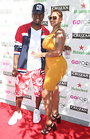 04 August 2018 - Las Vegas, Nevada - Ne-Yo, Crystal Renay. KIIS-FM Official Summer Pool Party at Flamingo Las Vegas&rsquo; GO Pool Dayclub Featuring Ne-Yo. <br /> CAP/ADM/MJT<br /> &copy; MJT/ADM/Capital Pictures