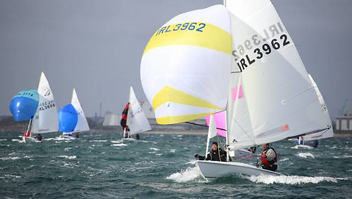 Flying Fifteens which focus on the National YC