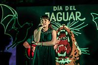 Cultural activity, during the Jaguar day festivities in Alamos Sonora. 5oct2019. (© Photo: LuisGutierrez / NortePhoto.com)<br /> ...<br /> Actividad cultural, durante las festividades del día Jaguar en Alamos Sonora. 5oct2019. (© Photo:LuisGutierrez/ NortePhoto.com)