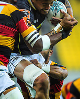 161015 Mitre 10 Cup Rugby - Wellington Lions v Waikato