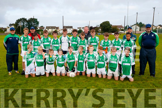 The Na Gaeil team who took part in the Lee Strand U13 Invitational Tournament at Connolly Park on Saturday.