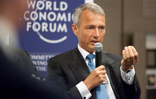 Speaker at the World Economic Forum - 3 day international seminar.