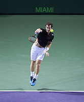 ANDY MURRAY (GBR)<br /> Tennis - Sony Open - ATP-WTA -  Miami -  2014  - USA  -  21 March 2014. <br /> &copy; AMN IMAGES