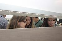 SAO PAULO, SP, 30.08.2014 - BIENAL INTERNACIONAL DO LIVRO DE SAO PAULO - Movimentacao durante a Bienal Internacional do Livro de Sao Paulo no Anhembi neste sabado, 30. (Foto: Carlos Pessuto / Brazil Photo Press).