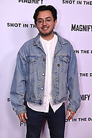 """WEST HOLLYWOOD - FEBRUARY 15: Director Dustin Nakao-Haider arrives for the LA screening of Fox Sports """"Shot in the Dark"""" at the Pacific Design Center on February 15, 2018 in West Hollywood, California.(Photo by Frank Micelotta/Fox/PictureGroup)"""