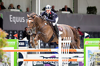 GBR-Holly Gillott (DOUGIE DOUGLAS) FINAL-5TH: EVERSHEDS PRIJS: Table A Against The Clock (150cm) 2014 NED-CHIO Rotterdam (Friday 20 June) CREDIT: Libby Law COPYRIGHT: LIBBY LAW PHOTOGRAPHY - NZL