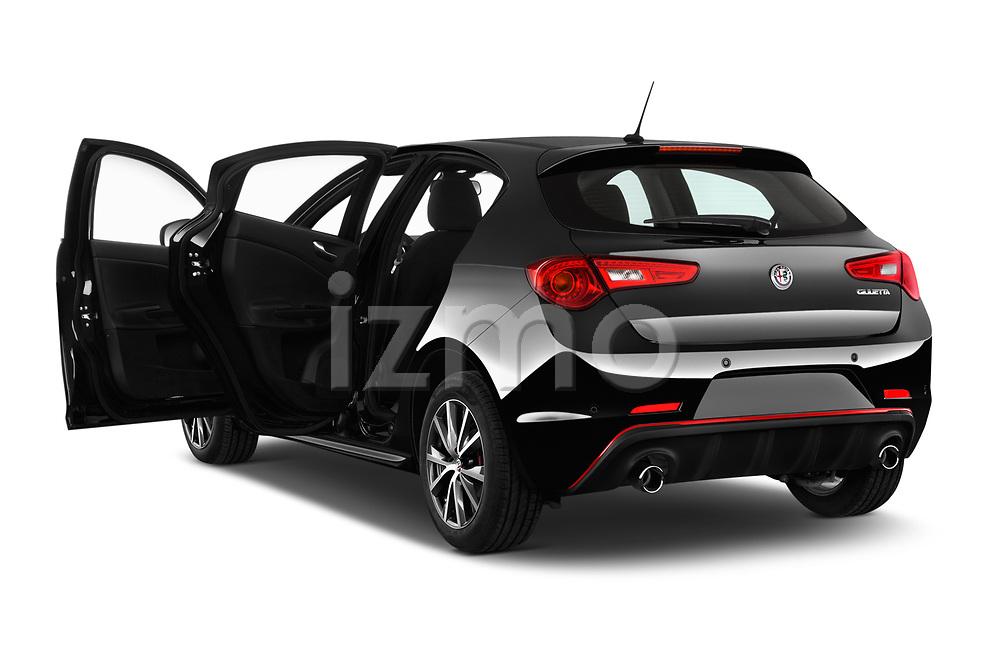 Car images of 2016 Alfaromeo Giulietta Super 5 Door Hatchback Doors