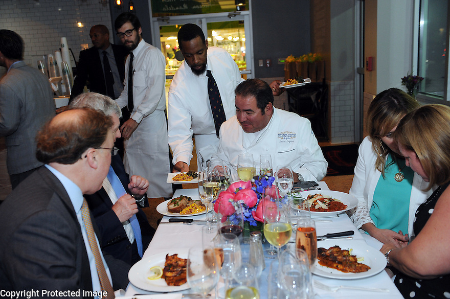 Emeril Lagasse Foundation at Liberty's Kitchen