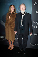 BEVERLY HILLS - DEC 18: Giannina Facio, Ridley Scott at the premiere of Sony Pictures Entertainment's 'All The Money In The World' at the Samuel Goldwyn Theater on December 18, 2017 in Beverly Hills, CA
