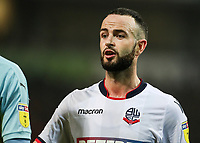 Bolton Wanderers' Marc Wilson <br /> <br /> Photographer Andrew Kearns/CameraSport<br /> <br /> The EFL Sky Bet Championship - Bolton Wanderers v Rotherham United - Wednesday 26th December 2018 - University of Bolton Stadium - Bolton<br /> <br /> World Copyright © 2018 CameraSport. All rights reserved. 43 Linden Ave. Countesthorpe. Leicester. England. LE8 5PG - Tel: +44 (0) 116 277 4147 - admin@camerasport.com - www.camerasport.com