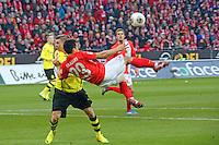 30.11.2013: 1. FSV Mainz 05 vs. Borussia Dortmund
