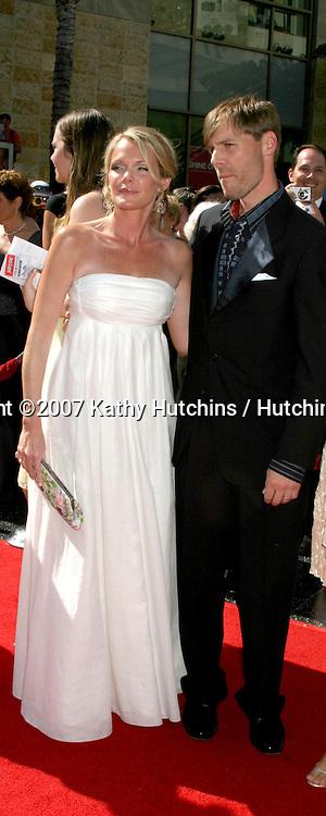 Maura West husband Scott..Daytime Emmys 2007.Kodak Theater.Los Angeles, CA.June 15, 2007.©2007 Kathy Hutchins / Hutchins Photo....