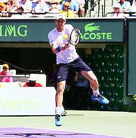 ANDY MURRAY (GBR)<br /> <br /> Tennis - MIAMI OPEN 2015 - ATP 1000 - WTA Premier -  Crandon park Tennis Centre  - Miami - United States of America - 2015