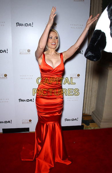 11 January 2014 - Las Vegas, NV -  Holly Madison. Panda! world premiere media night and red carpet event at The Palazzo.<br /> CAP/ADM/MJT<br /> &copy; MJT/AdMedia/Capital Pictures