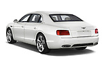Car pictures of rear three quarter view of 2016 Bentley Continental   Flying Spur 4 Door Sedan angular rear