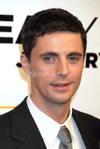 Matthew Goode at the premiere of 'Leap Year' at the Directors Guild Theatre in New York City. January 6, 2010. Credit: Dennis Van Tine/MediaPunch