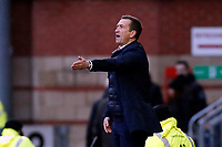 O's Justin Edinburgh during Leyton Orient vs Boreham Wood, Vanarama National League Football at the Matchroom Stadium on 6th January 2018