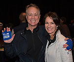 "Tom and Penny Reardon attend the screening of Warren Miller's film ""Line of Descent"" at the Reno Ballroom on Saturday, Nov. 4, 2017 in downtown Reno."