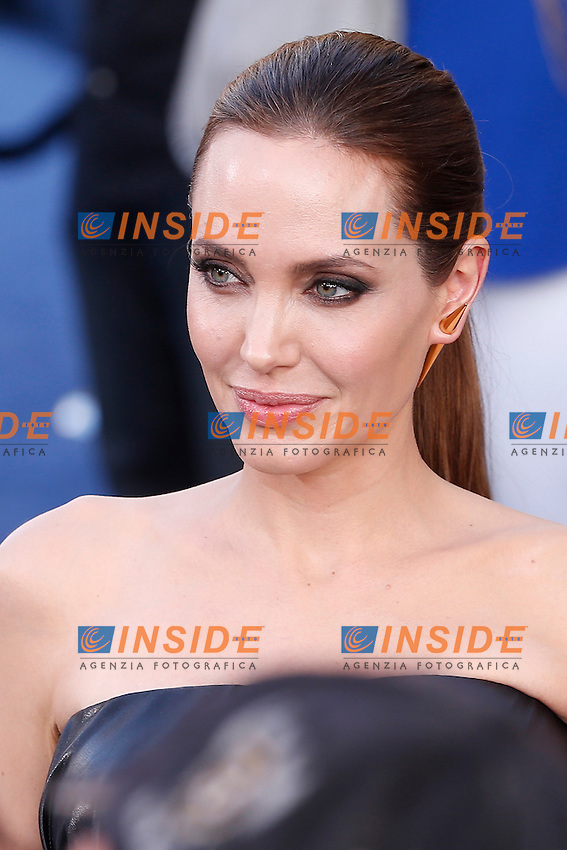 Angelina Jolie <br /> Los Angeles 28-05-2014 <br /> premiere Maleficent <br /> Foto Panoramic USA / Insidefoto