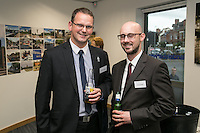 Simon Yelland (left) of Bostockwhite and David Bladen of Musson Liggins